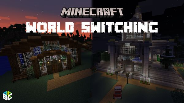 Minecraft world swapping - made simple.